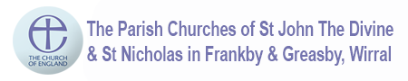 St John The Divine and St Nicholas's Parish Churches Of Frankby and Greasby, Wirral